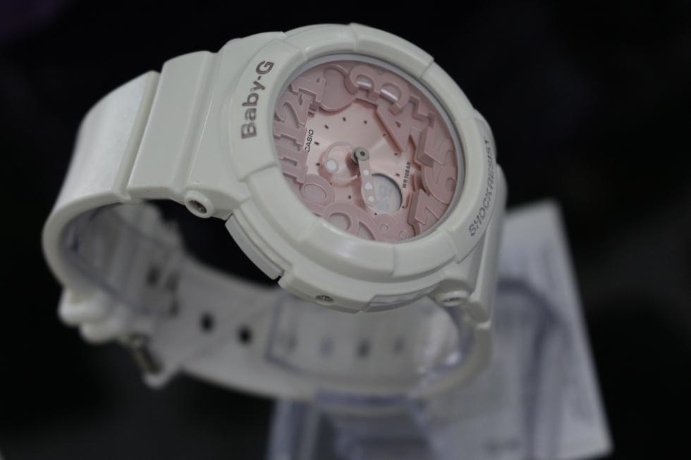 Vẻ đẹp của đồng hồ Casio Baby-G BGA-131-7B2DR