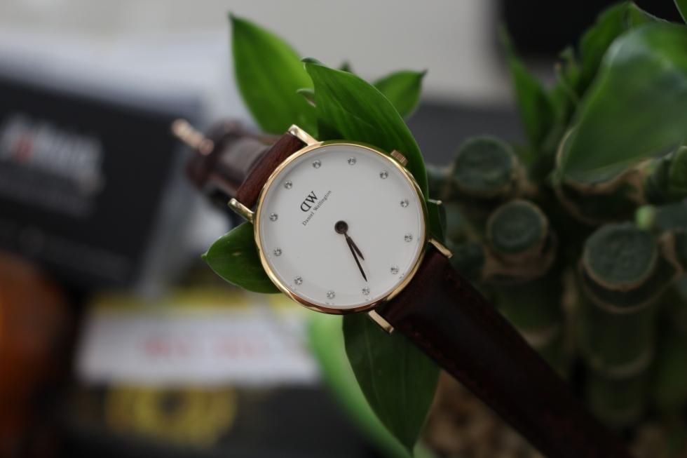 Vẻ đẹp của đồng hồ nữ Daniel Wellington DW00100059
