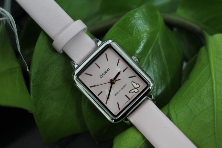 Vẻ độc đáo của đồng hồ Casio nữ LTP-E147L-4ADF