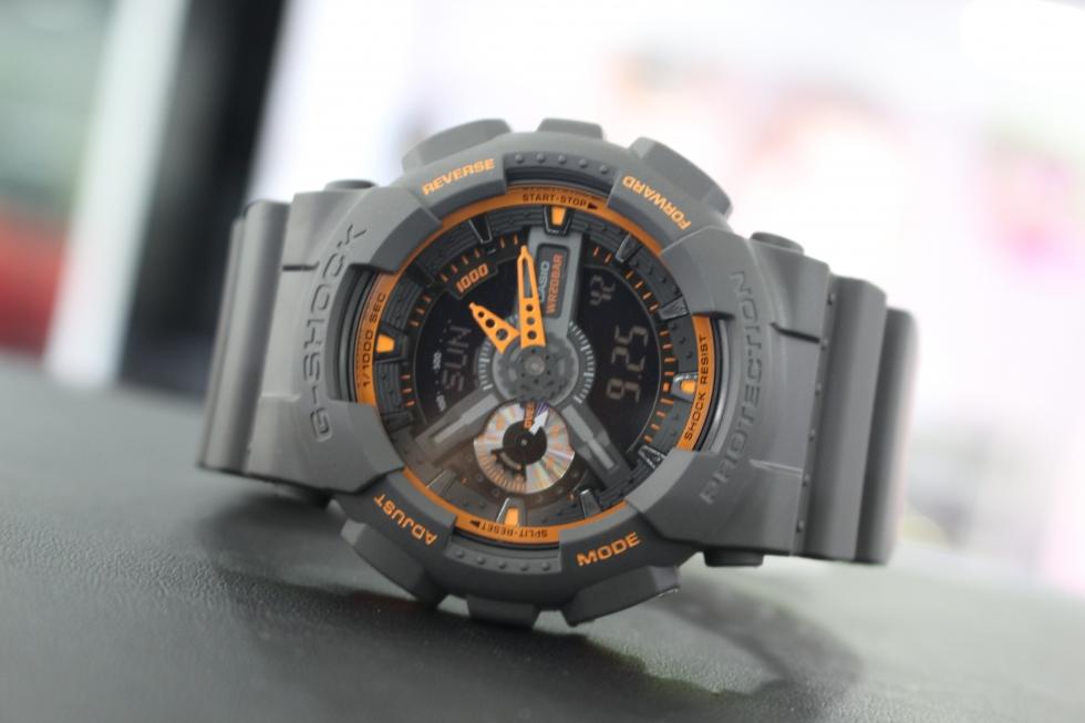 Đồng hồ Casio G - Shock GA-110TS-1A4DR