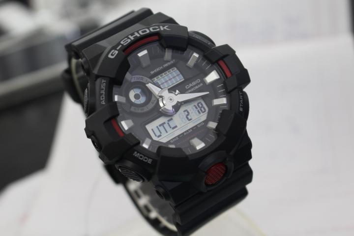 GA-700-1ADR là mẫu đồng hồ Casio mới nhất 2017