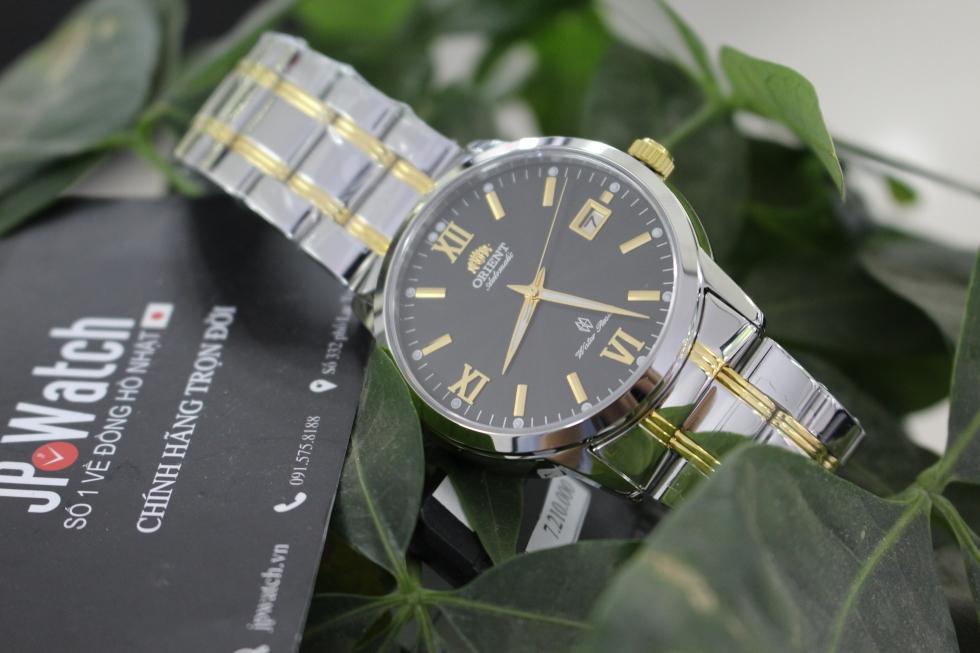 Vẻ mạnh mẽ của đồng hồ cơ Orient nam SER1T001B0