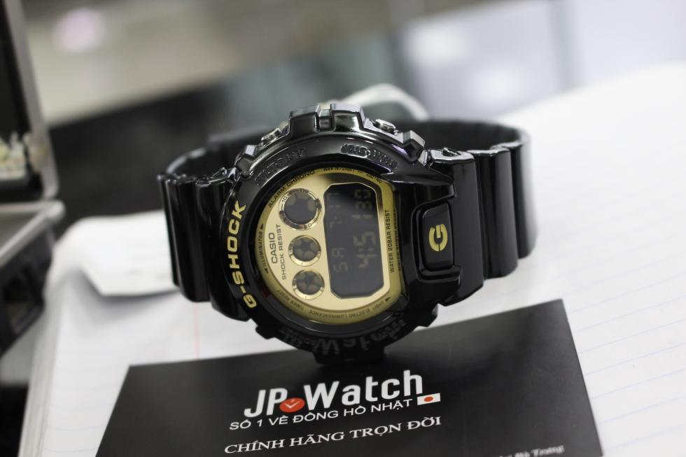 Casio nam chính hãng giá 2 triệu Casio G-Shock DW-6900CB-1DS