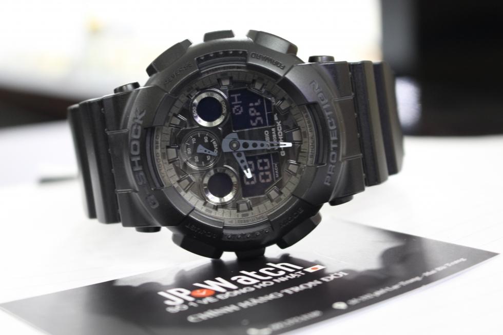 Đồng hồ Casio G-Shock GA-100CF-1ADR