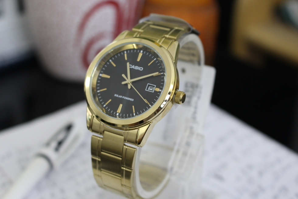Đồng hồ nam đẹp giá 1 triệu Casio MTP-VS01G-1ADF