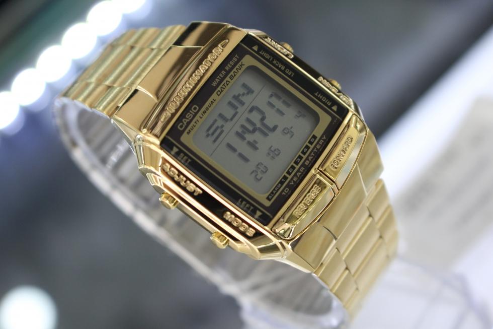 Thiết kế đơn giản mà ấn tượng của mẫu đồng hồ nam giá 2 triệu Casio DB-360G-9ADF