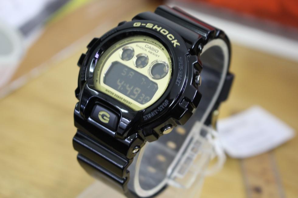 Đồng hồ Casio G - Shock DW-6900CB-1DS