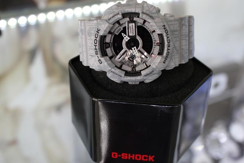 ĐỒNG HỒ CASIO G-SHOCK NAM GA-110SL-8ADR