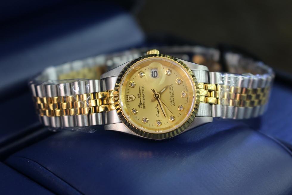 Đồng hồ Olym Pianus nữ OP68322SK