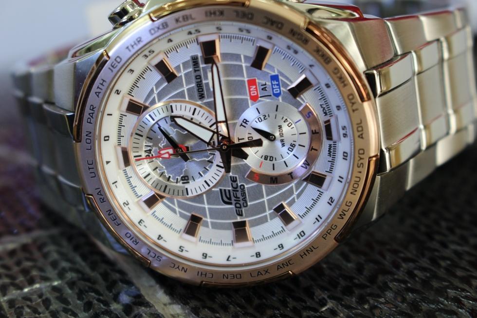 Đồng hồ nam Casio Edifice EFR-550D-7AVUDF