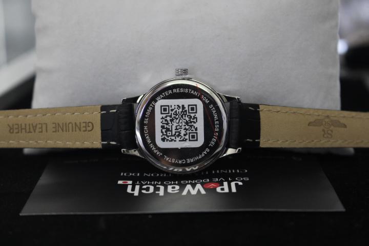 Đồng hồ nữ SR Watch SL1056.4101TE luôn có tem chống hàng giả