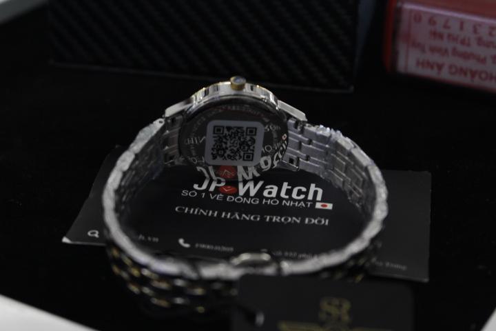 Đồng hồ nữ SR Watch SL1076.102TE luôn có tem chống hàng giả