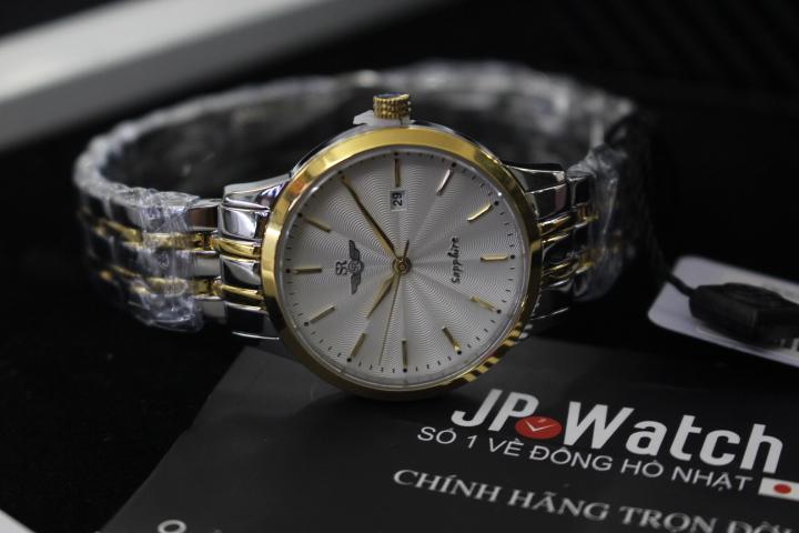 Đồng hồ nữ SR Watch SL1076.102TE đẹp trên từng chi tiết