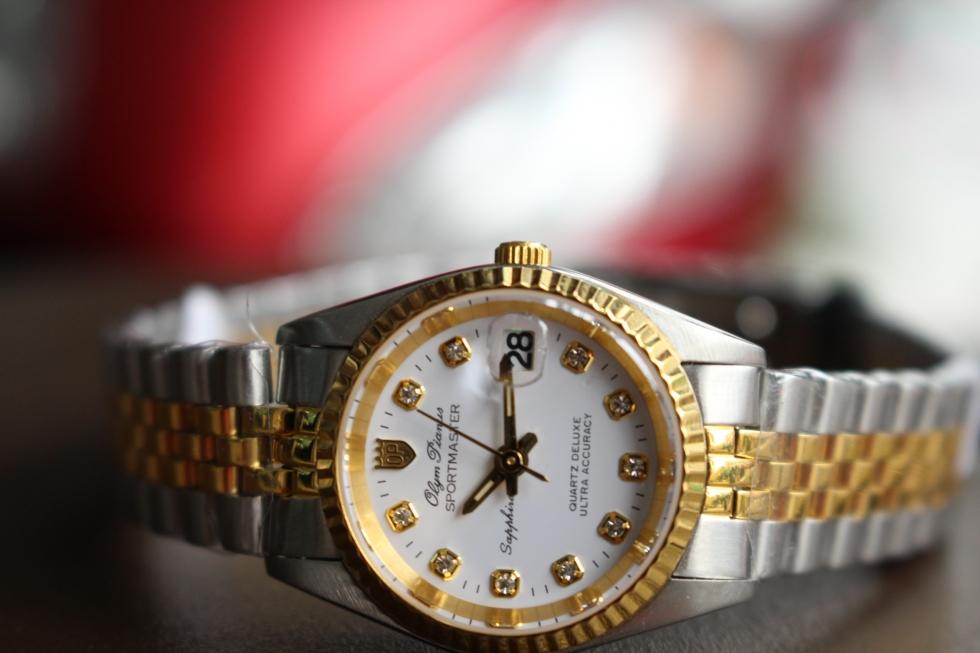 Đồng hồ Olym Pianus OP-68322SK