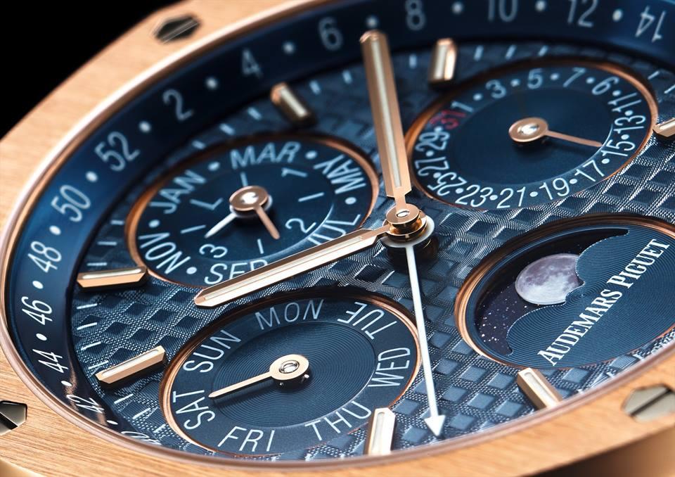 Mỗi chiếc đồng hồ là một tác phẩm nghệ thuật