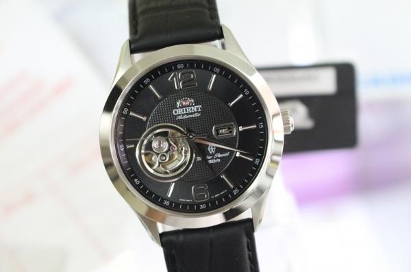 Đồng hồ nam ORIENT FDB05004B0 dây da giá rẻ Hà Nội