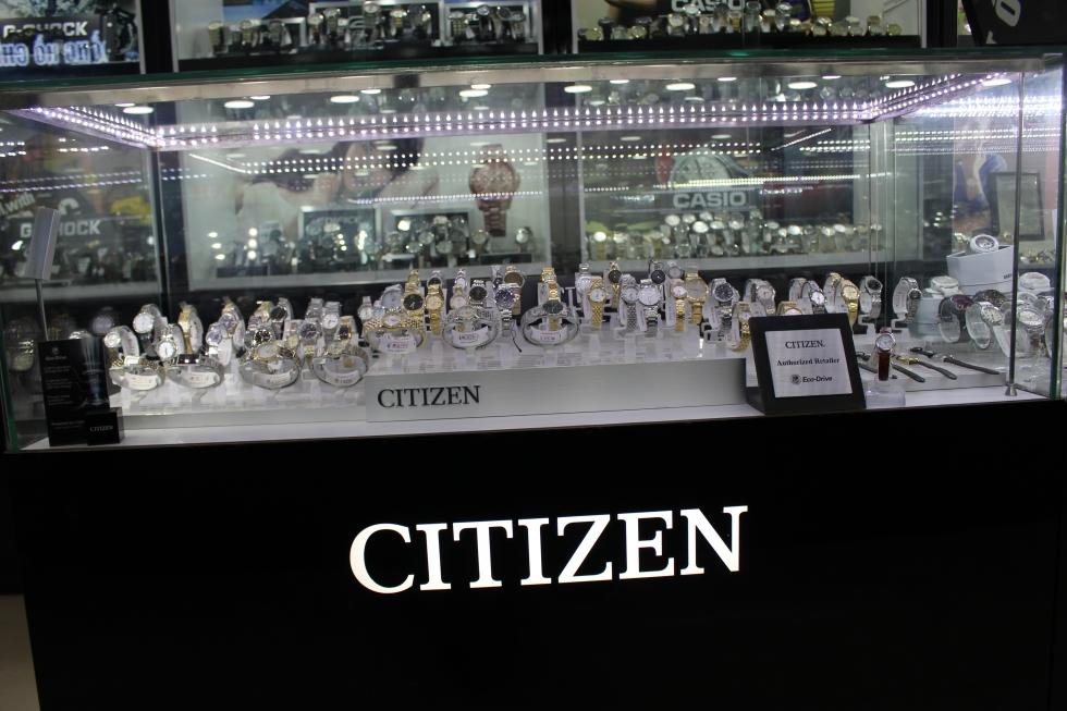 những chiếc đồng hồ Citizen nữ chính hãng đẹp