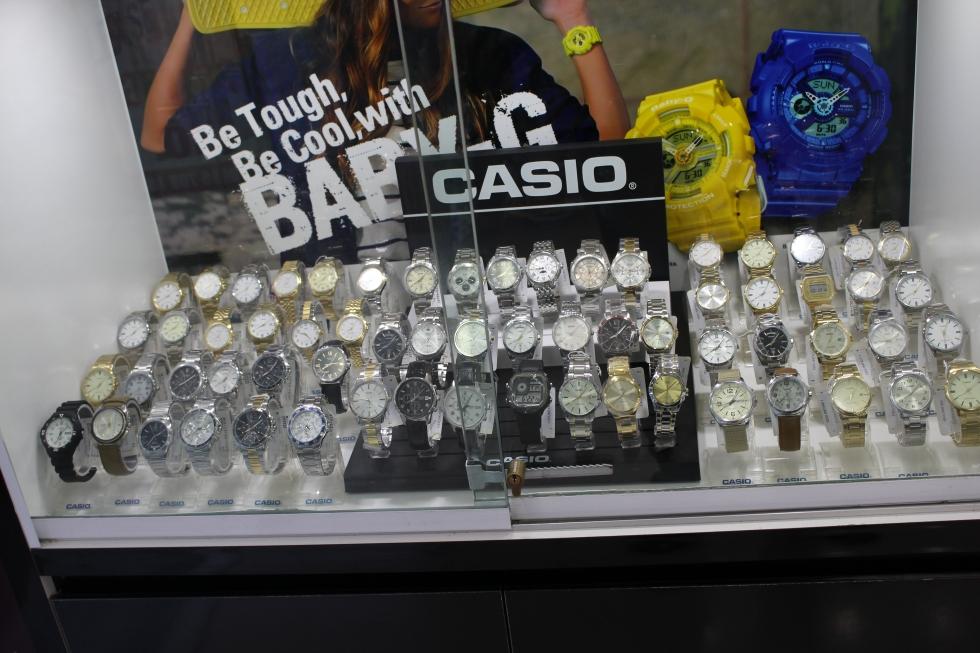 1 số mẫu đồng hồ Casio chính hãng có giá dưới 1 triệu đồng
