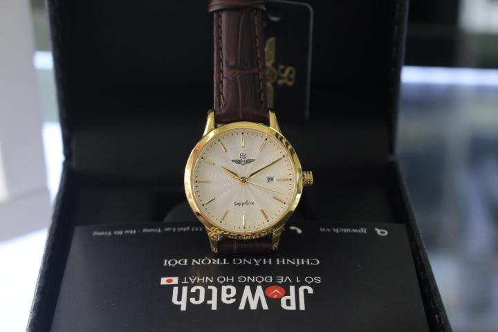 Sự sang trọng của chiếc đồng hồ nữ SR Watch SL1056.4602TE