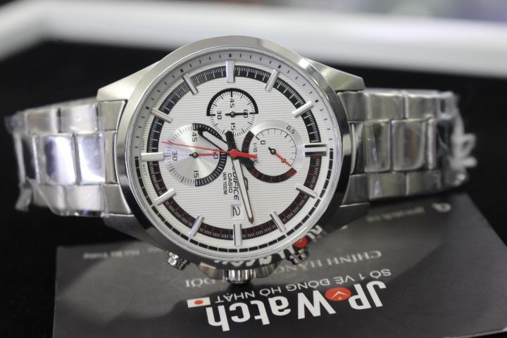 vẻ đẹp thanh lịch của đồng hồ nam Casio Edifice EFV-520D-7AVUDF